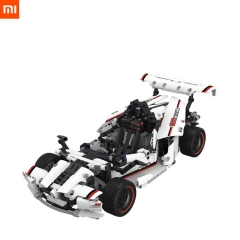 Xiaomi Building Blocks Technology Car Three-piece Set Engineering Vehicle Four-piece Set Building Blocks Ship From China(no tax)